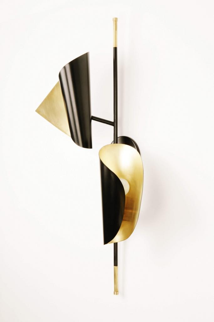 Atelier de Troupe - Cigale Double Sconce