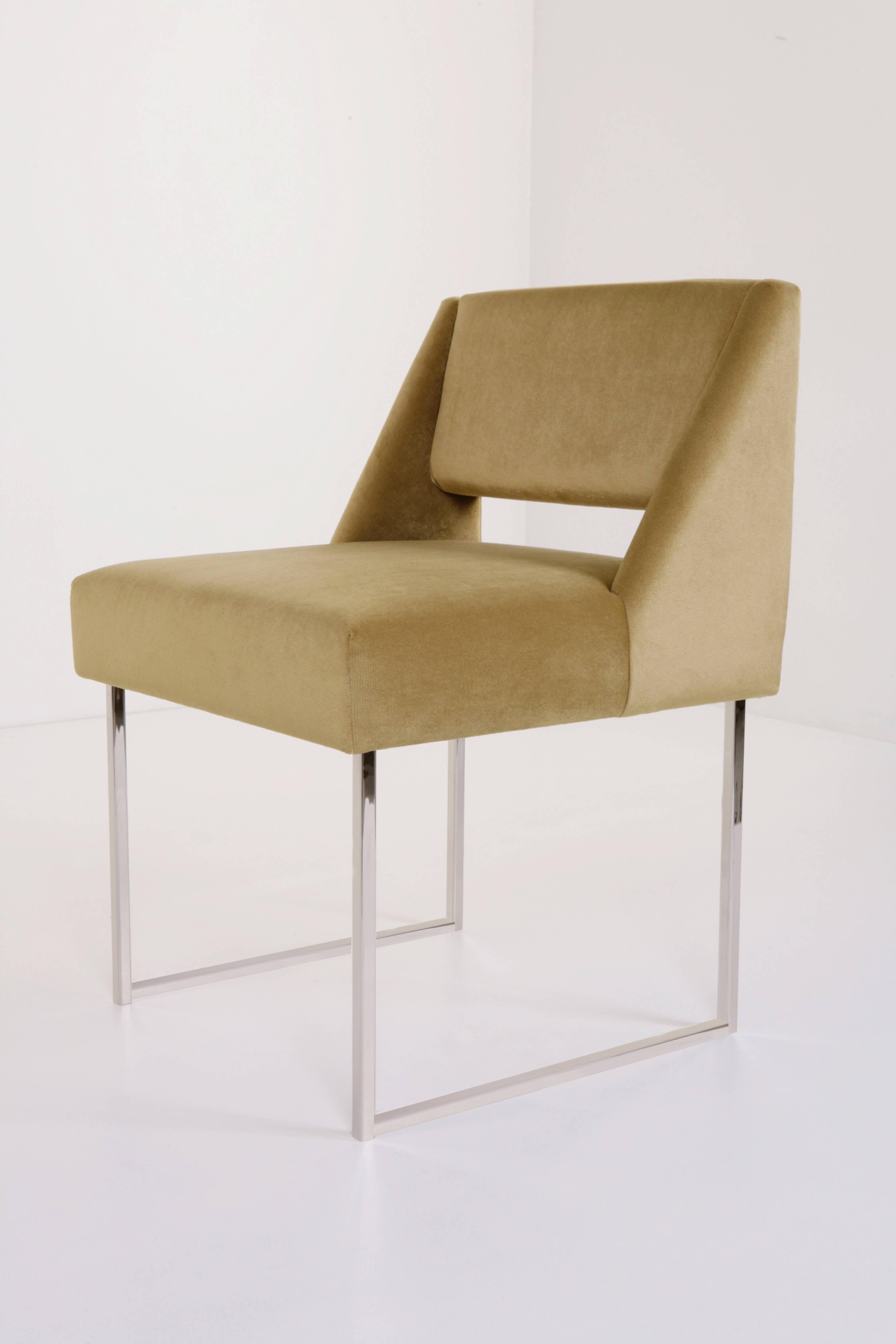 Atelier de Troupe - Cubist Chair