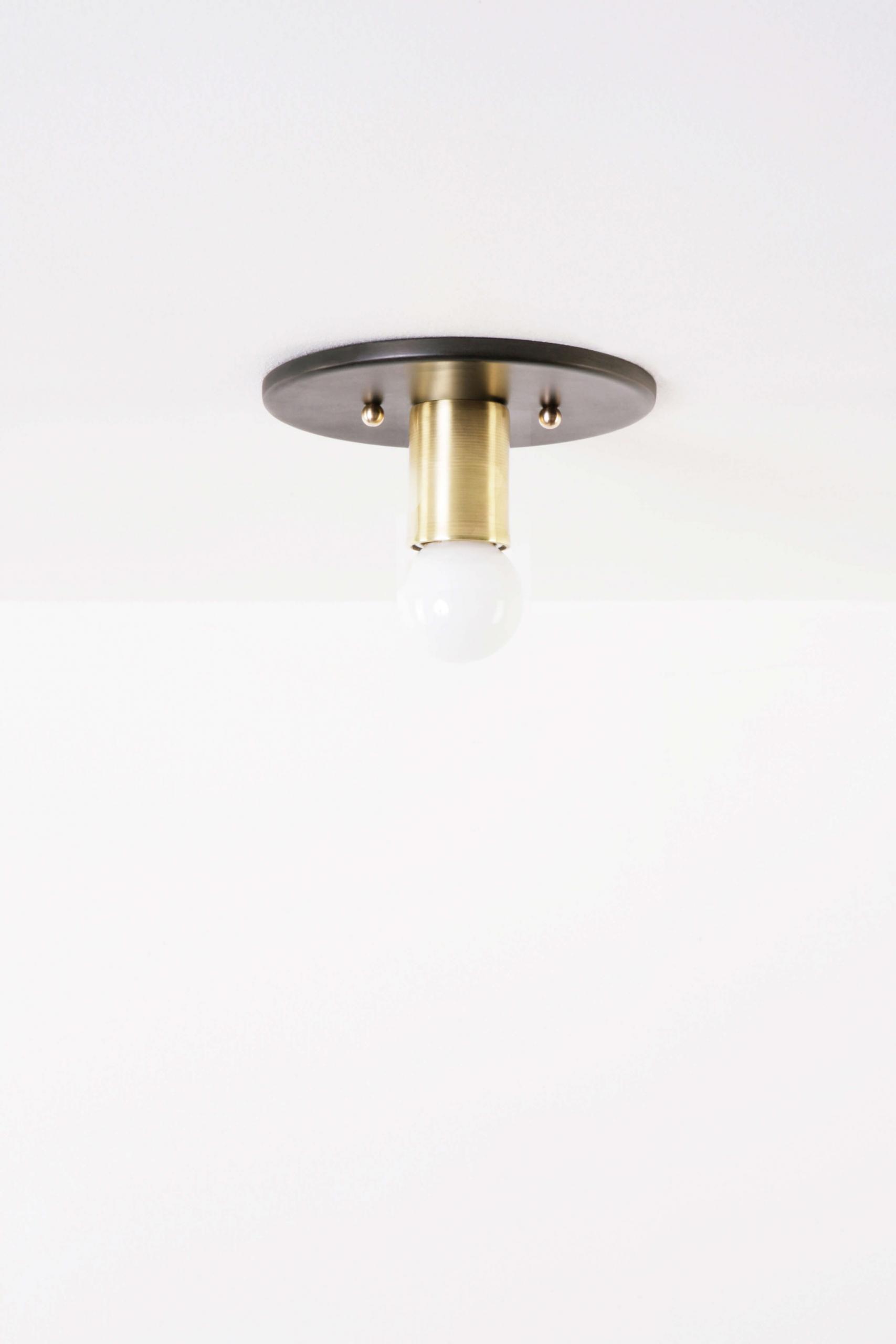 Atelier de Troupe - RTS – Louis Flush Mount/Sconce