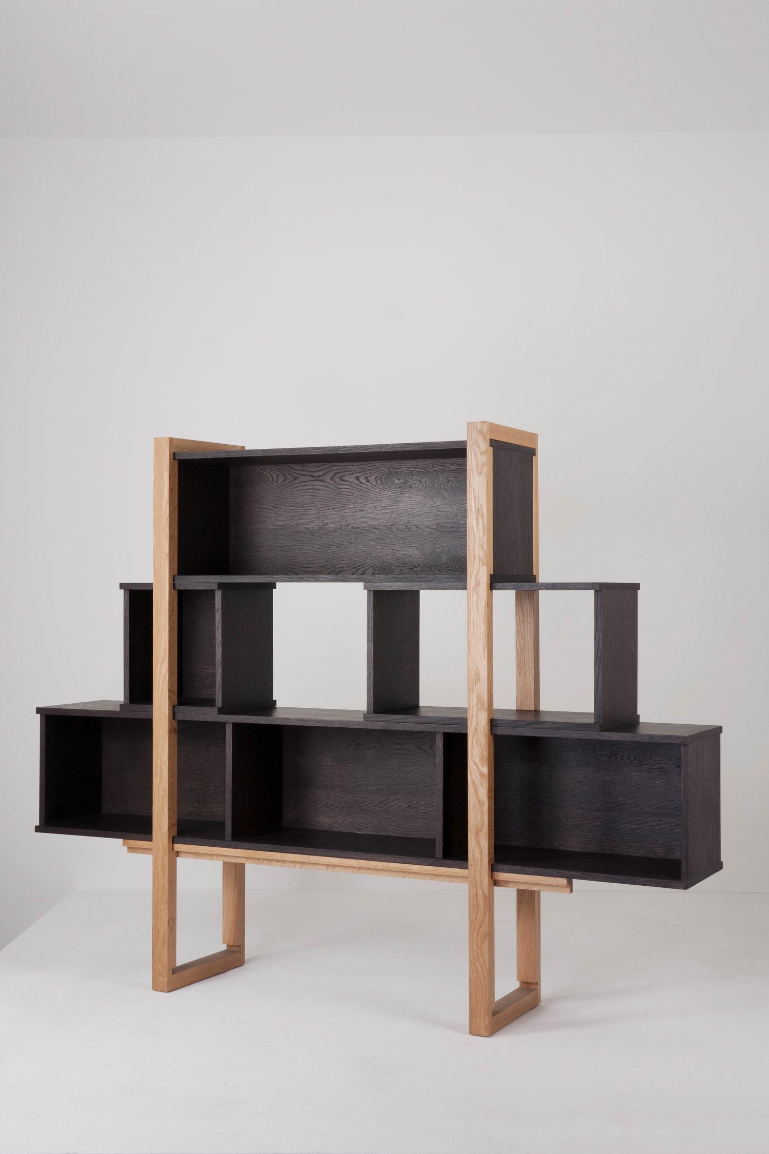 Atelier de Troupe - Treto Bookshelves
