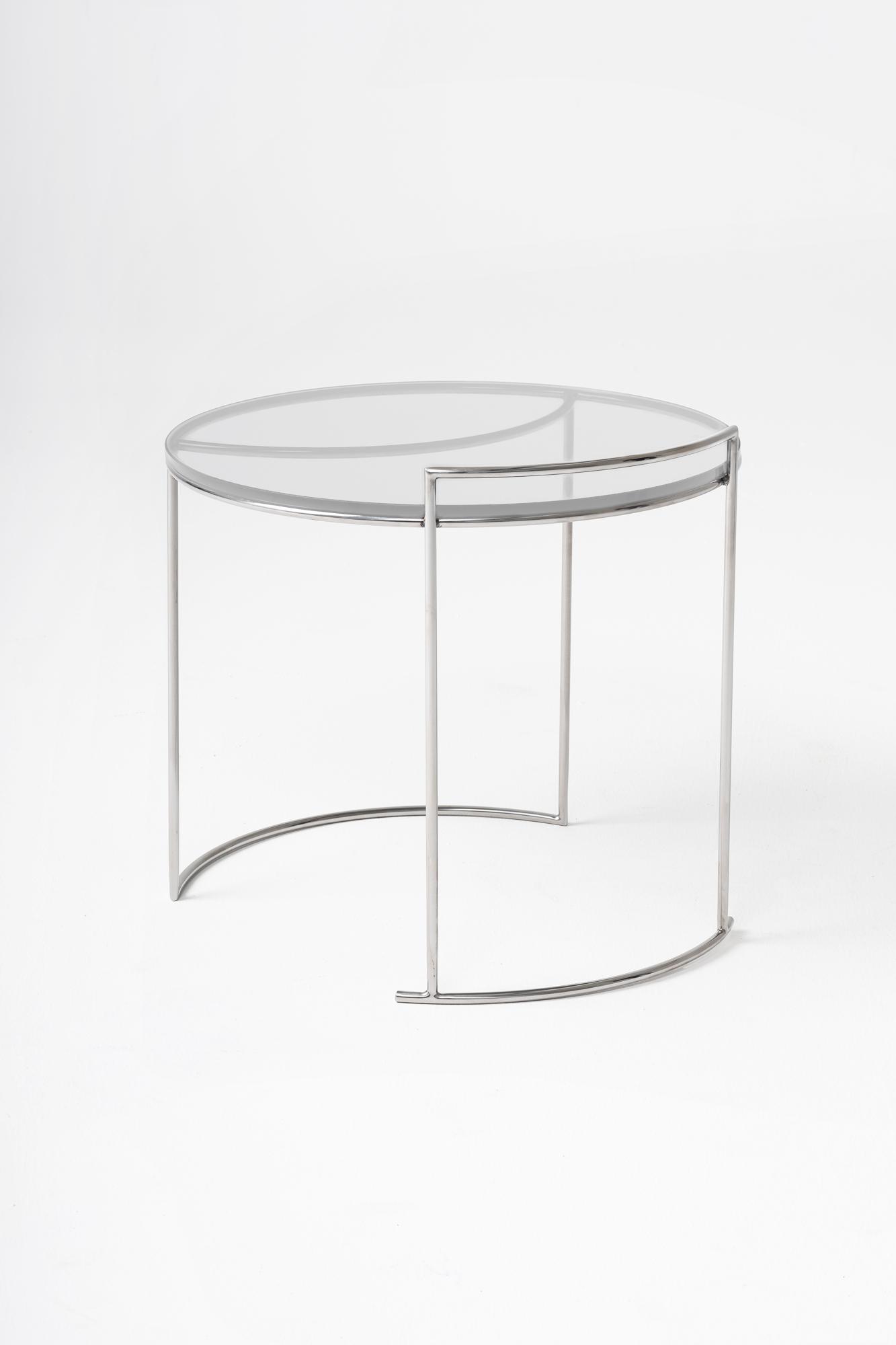 Atelier de Troupe - Eclipse Side Table