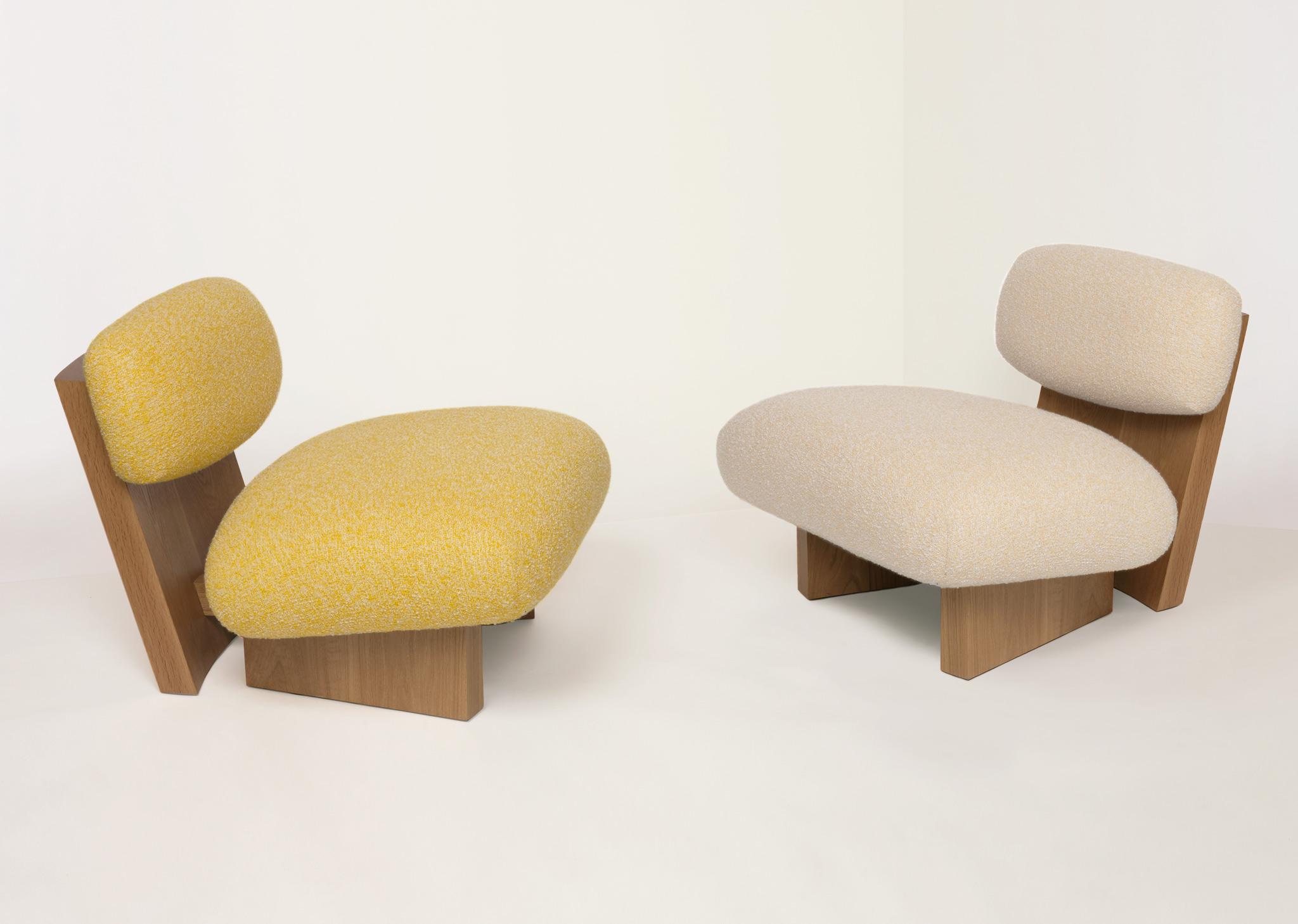 Atelier de Troupe - Jia Chair